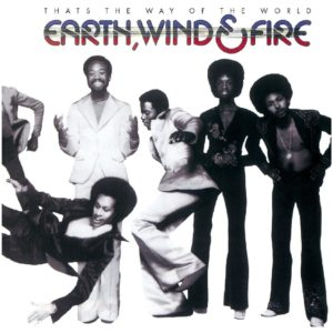 """Cover album EARTH WIND & FIRE- """"That's The Way Of The World"""""""