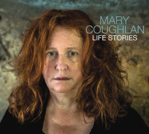 """MARY COUGHLAN- """"Life Stories"""" cover album"""