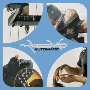 "MILDLIFE- ""Automatic"" cover album"