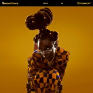 LITTLE SIMZ – 'Sometimes I Might Be Introvert' cover album