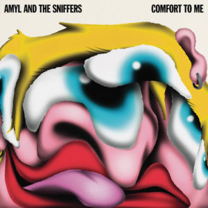 AMYL AND THE SNIFFERS – 'Comfort To Me' cover album